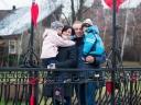 Zakochani w Tarnowie wrócili na swój most!
